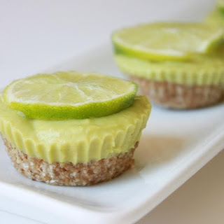 Mini Key Lime Pies (Paleo)