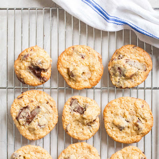 Chewy Chocolate Chip Cookies with Coconut and Medjool Dates Recipe
