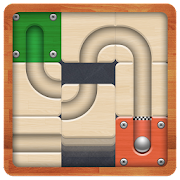 Route - slide puzzle game‏