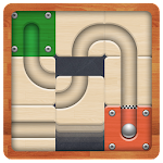Route - slide puzzle game Icon