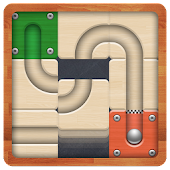Route - slide puzzle game