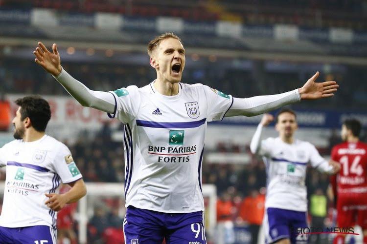 Voici ce que va réellement toucher Anderlecht pour le transfert de Teodorczyk