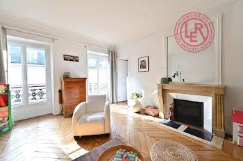 Appartement 5 pièces 117,56 m2