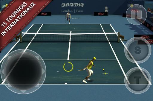 Télécharger gratuit Cross Court Tennis 2 APK MOD 1