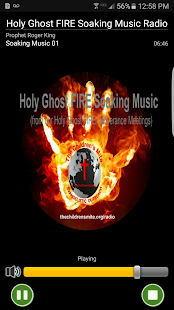 Holy Ghost FIRE Soaking Music- screenshot thumbnail
