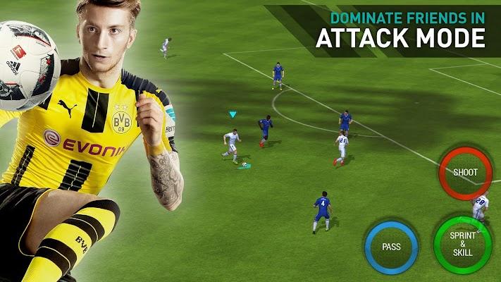 FIFA Mobile Soccer - screenshot
