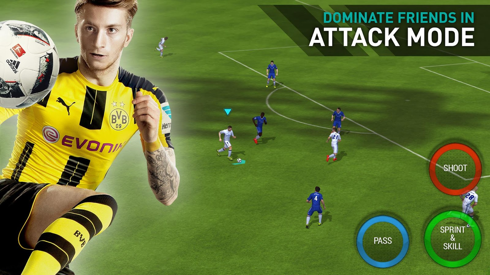 FIFA Mobile Soccer- screenshot