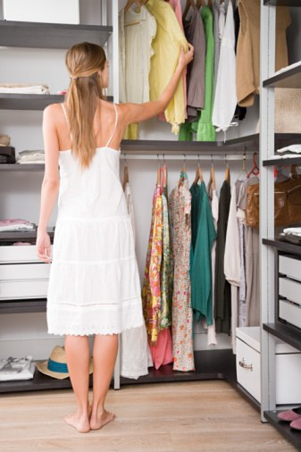 Capsule Wardrobe: Every Woman's Dream % - % The Voice Of Woman