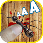 Töte Ameisen - Zerschmettere Ameisen icon