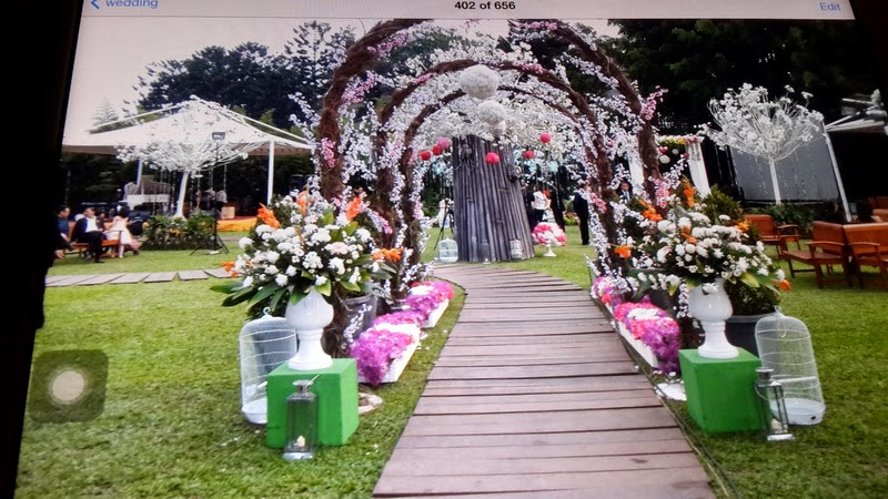 Indonesia wedding dinner preparation bandung venues we r maxi resto junglespirit Gallery