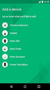 Motorola Connect- screenshot thumbnail