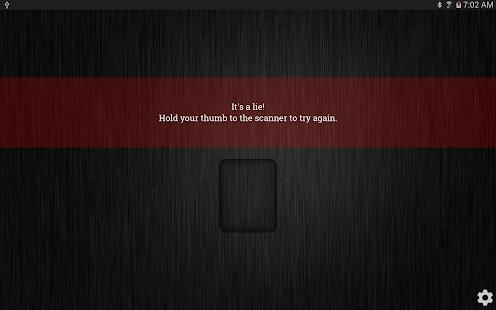 Lie Detector Premium Prank - screenshot thumbnail