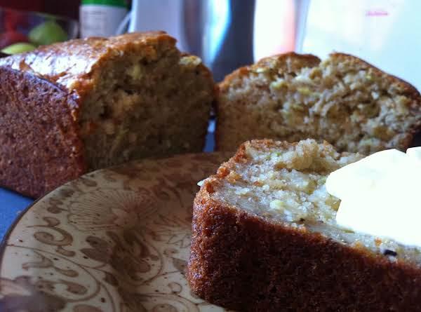 Buttermilk Banana-zucchini Bread Recipe