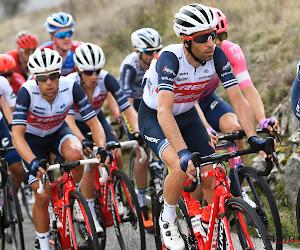 Trek-Segafredo en Vincenzo Nibali zetten alles op derde Giro