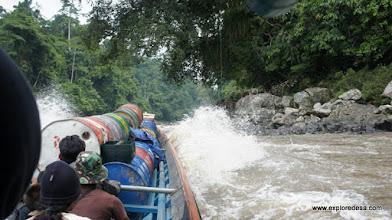Photo: Riam Udang, Mahakam River