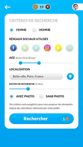 FindMe - Find nearby friends 2.7 screenshots 3