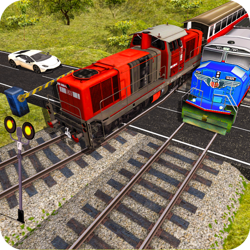 Offroad Train Driving 3D