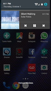 SomaFM Radio Player v2.2.8.7
