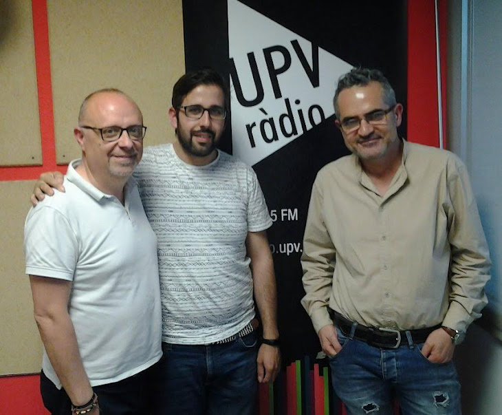 Hablemos de Fallas en UPV-RADIO. Programa nº 46. Xaume Torrent, artista fallero