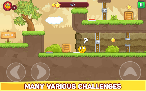 Bounce Ball 5 - Red Jump Ball Hero Adventure filehippodl screenshot 12