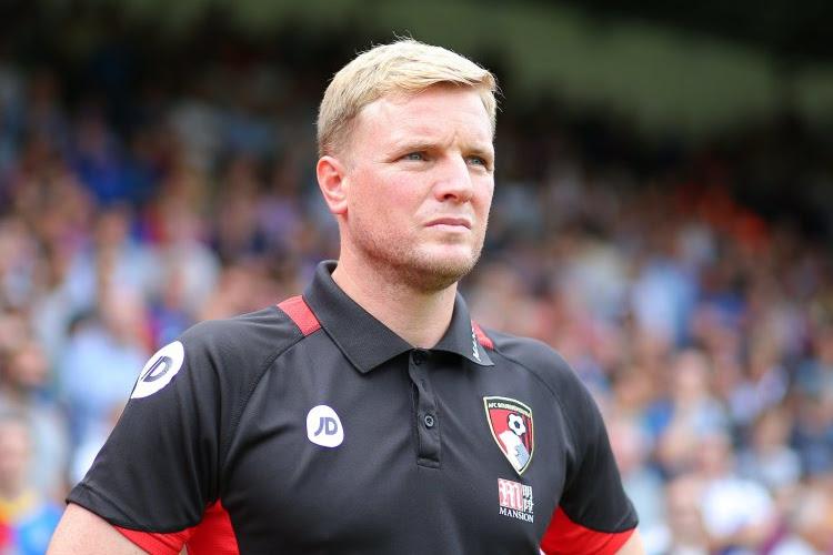 Eddie Howe, coach à succès de Bournemouth, démissionne après la relégation