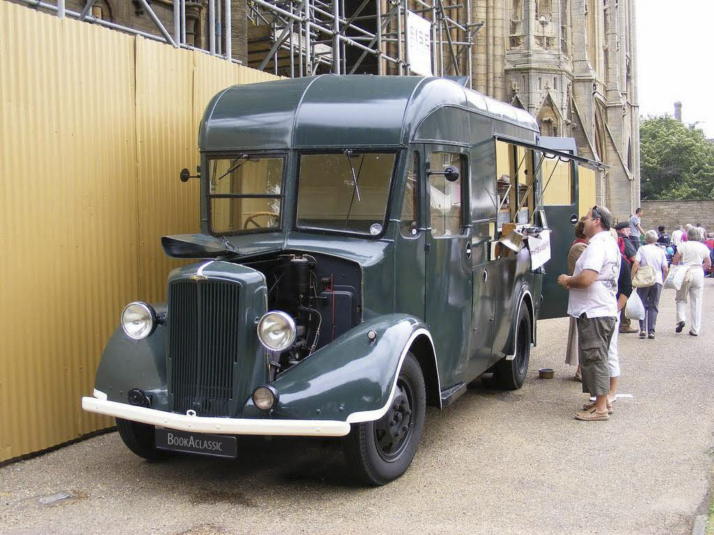 Morris Mobile Canteen Hire Shaftesbury