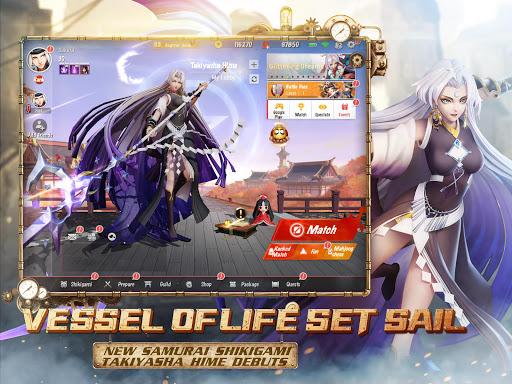 Onmyoji Arena screenshots 10