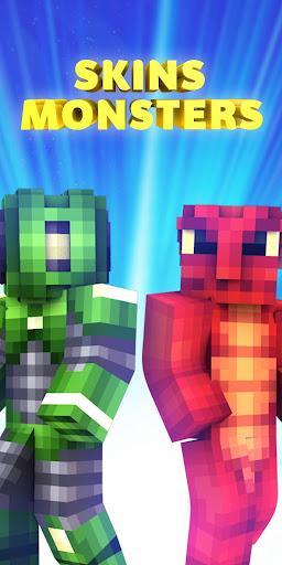 Skins for Minecraft PE 1.2.5 screenshots 4