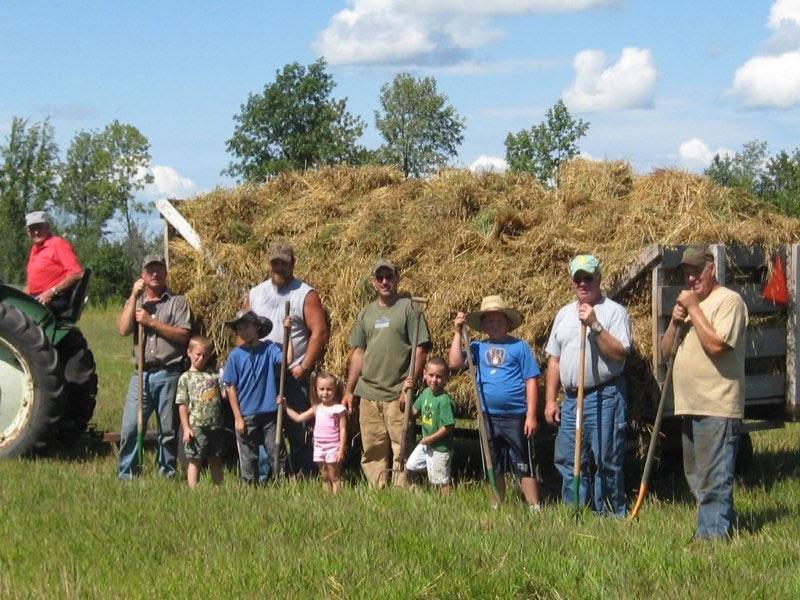 Oat Binding August 29, 2011