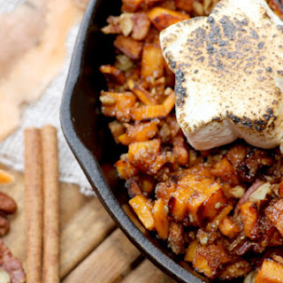 Sweet Potato Casserole Hash