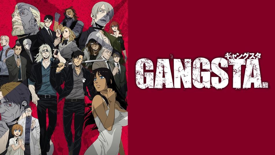 Gangsta Title Card