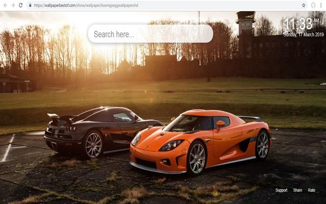 Koenigsegg Wallpapers HD