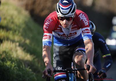 """Van der Poel wil zich laten zien vandaag: """"Start zeker niet zonder ambitie"""""""