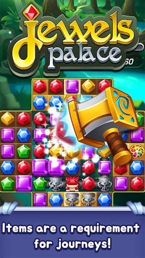 Jewels Palace : Fantastic Match 3 adventure 0.0.8 app download 19