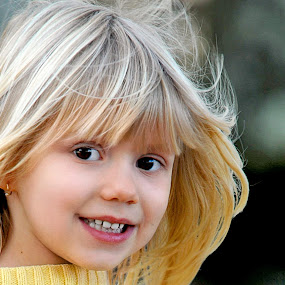 Bright Eyes by Sylvester Fourroux - Babies & Children Child Portraits