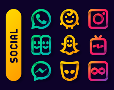 Linebox – Icon Pack v1.0.6 [Patched] 9