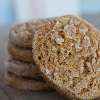 Gluten-Free Sweet Potato Cookies.