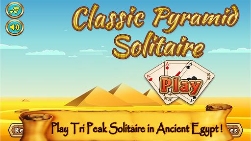 Pyramid Tri Peak Solitaire Pro