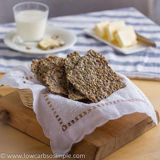 Crisp Bread (Dairy-Free)