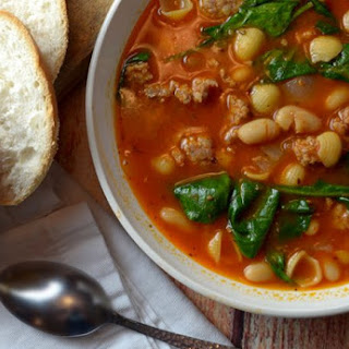 Shell Bean Soup Recipes