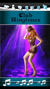 Club Ringtones - náhled