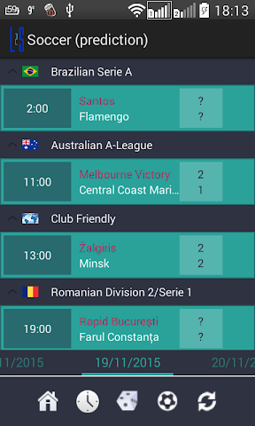 android Live 2 Sport Screenshot 0