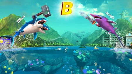 Double Head Shark Attack - Multiplayer APK screenshot thumbnail 10