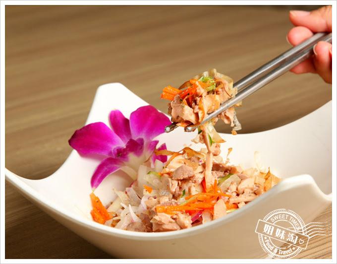 雄出沒岩燒生蠔熱炒餐廳-日式涼拌鱈魚肝