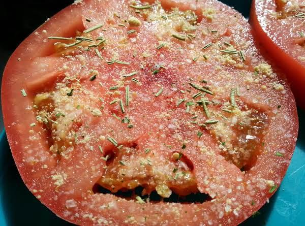 The Tomato That Makes The Burger! Recipe