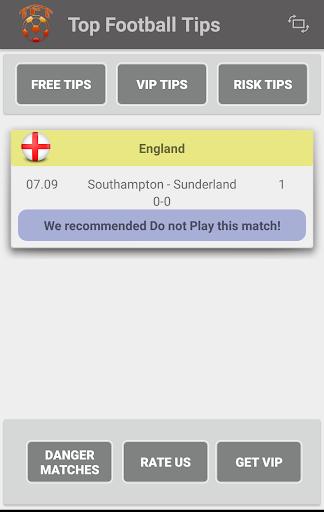 玩免費運動APP|下載Top Football Tips app不用錢|硬是要APP