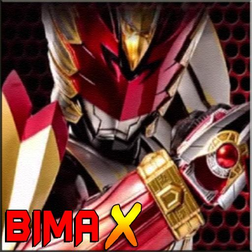New Bima X Satria Garuda Guia
