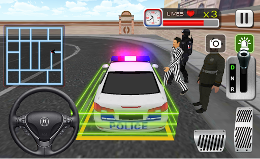 Police Car Driver 3.12 screenshots 8