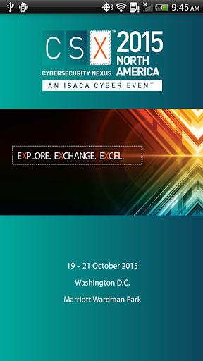 CSX 2015 North America Conf.