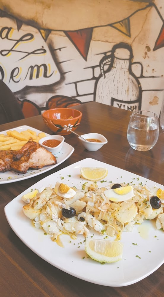 Visit Caramba to discover there's more to Portuguese food than just peri-peri